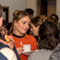 Students at the National Trust Cohort Day, November 2019