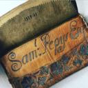 Samuel Pepys' pocket wallet