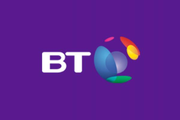 bt logo purple